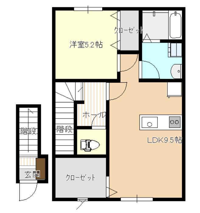 LIERA 203号室