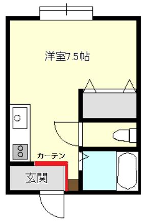 エトワール清水 202号室